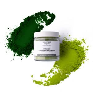 Wildtree Skincare Cleansing Organic Face Mask